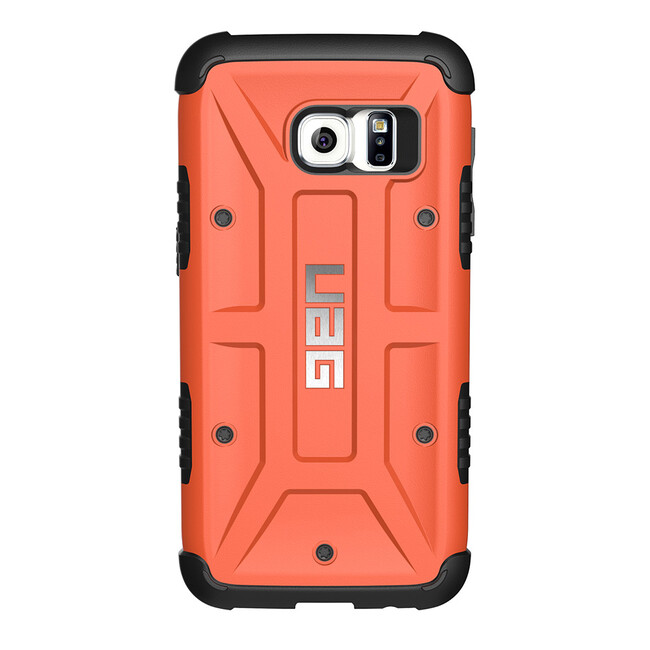 Чехол UAG Composite Case Rust для Samsung Galaxy S7