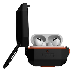 Купить Противоударный чехол UAG Hardcase Black для AirPods Pro