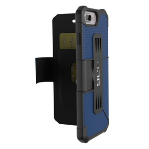 Купить Чехол UAG Metropolis Cobalt для iPhone 8 Plus/7 Plus/6s Plus/6 Plus