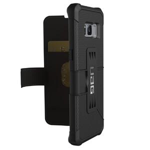 Купить Противоударный чехол UAG Metropolis Black для Samsung Galaxy S8