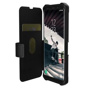 Купить Противоударный чехол UAG Metropolis Black для Samsung Galaxy S8 Plus