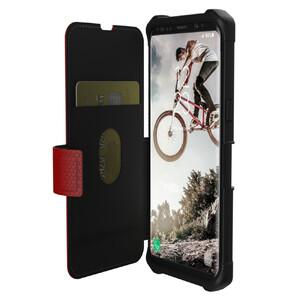 Купить Противоударный чехол UAG Metropolis Magma для Samsung Galaxy S8 Plus