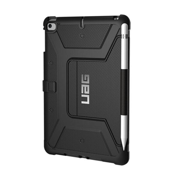 Противоударный чехол UAG Metropolis Black для iPad mini 5 (2019)