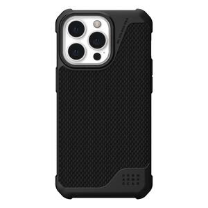 Противоударный чехол UAG Metropolis LT MagSafe Kevlar Black для iPhone 13 Pro