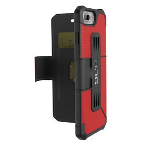 Купить Чехол UAG Metropolis Magma для iPhone 8 Plus/7 Plus/6s Plus/6 Plus