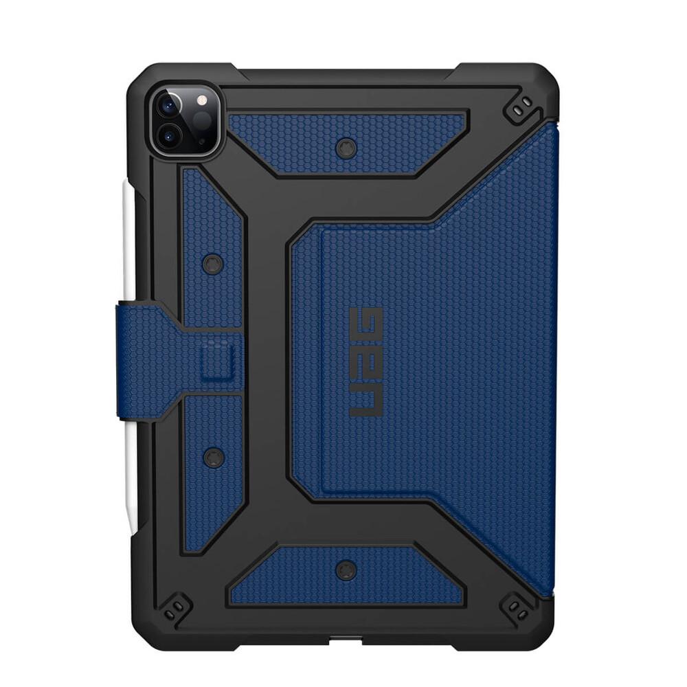 """Купить Противоударный чехол-книжка UAG Metropolis Series Cobalt для iPad Pro 12.9"""" (2020)"""