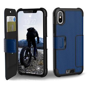 Купить Чехол UAG Metropolis Series Cobalt для iPhone X