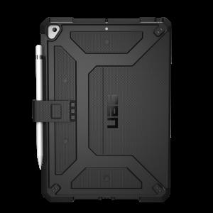 """Купить Противоударный чехол UAG Metropolis Series Black для iPad 7 10.2"""" (2019)"""