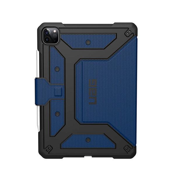 """Противоударный чехол-книжка UAG Metropolis Series Cobalt для iPad Pro 11"""" (2020)"""