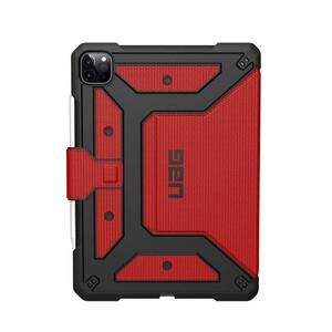 """Купить Противоударный чехол-книжка UAG Metropolis Series Magma для iPad Pro 11"""" (2020)"""