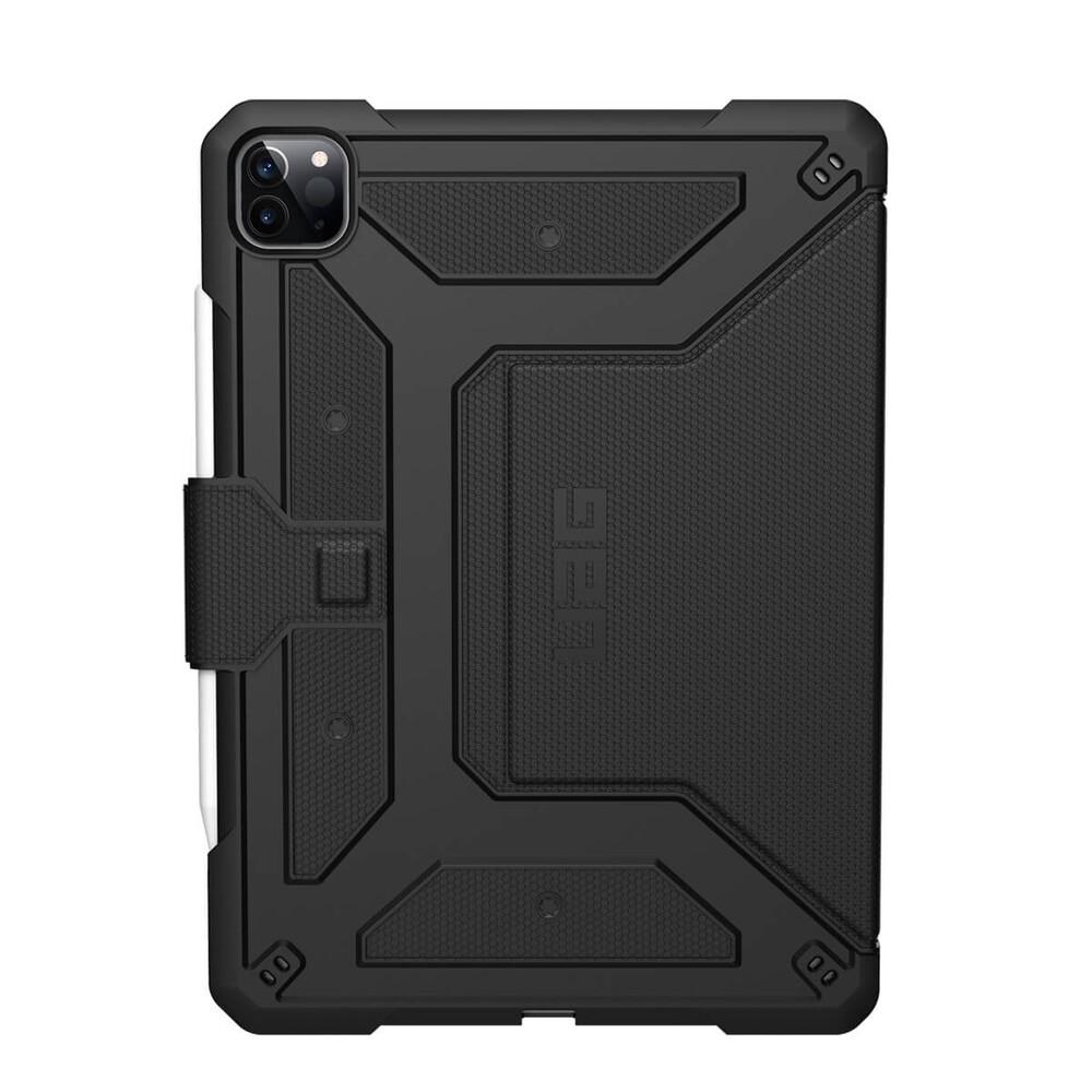 """Купить Противоударный чехол-книжка UAG Metropolis Series Black для iPad Pro 12.9"""" (2020)"""