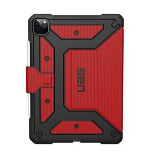 """Купить Противоударный чехол-книжка UAG Metropolis Series Magma для iPad Pro 12.9"""" (2020)"""