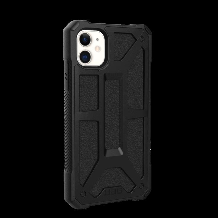 Купить Противоударный чехол UAG Monarch Black для iPhone 11