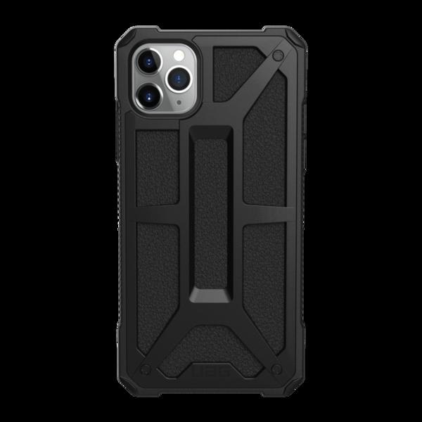 Противоударный чехол UAG Monarch Black для iPhone 11 Pro