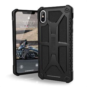 Купить Ударопрочный чехол UAG Monarch Black для iPhone XS Max