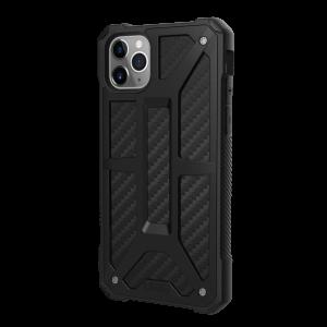 Купить Противоударный чехол UAG Monarch Carbon Fiber для iPhone 11 Pro Max