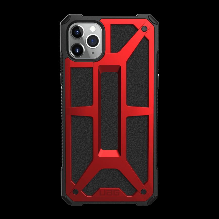 Купить Противоударный чехол UAG Monarch Crimson для iPhone 11 Pro