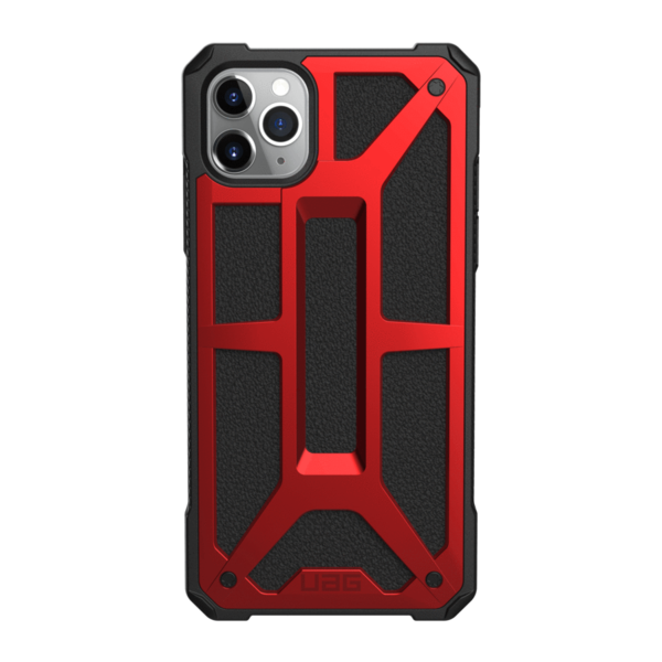 Противоударный чехол UAG Monarch Crimson для iPhone 11 Pro