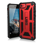 Чехол UAG Monarch Crimson для iPhone 8/7/6s/6
