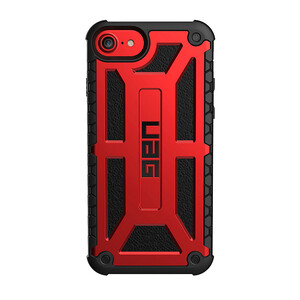 Купить Чехол UAG Monarch Crimson для iPhone 7 | 8 | SE 2020 | 6s | 6