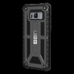 Ударопрочный чехол UAG Monarch Graphite для Samsung Galaxy S8