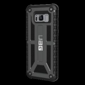 Купить Ударопрочный чехол UAG Monarch Graphite для Samsung Galaxy S8