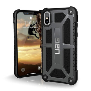 Купить Чехол UAG Monarch Graphite для iPhone X/XS