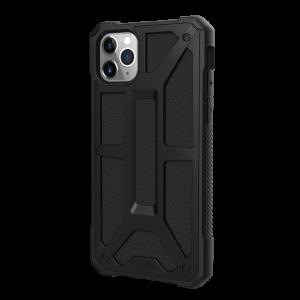 Купить Противоударный чехол UAG Monarch Black для iPhone 11 Pro Max