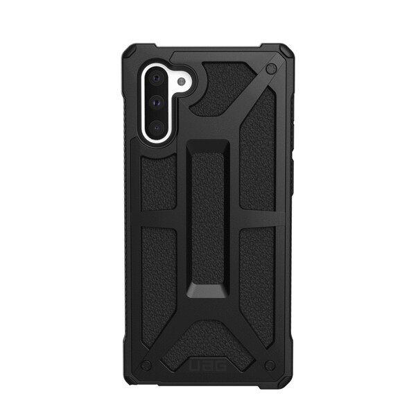 Противоударный чехол UAG Monarch Black для Samsung Galaxy Note 10