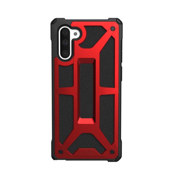 Противоударный чехол UAG Monarch Crimson для Samsung Galaxy Note 10