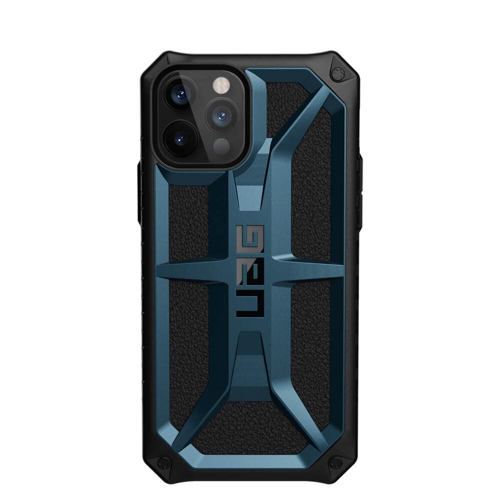 Купить Противоударный чехол UAG Monarch Series Mallard для iPhone 12 | 12 Pro