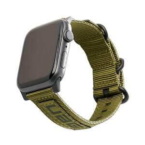 Купить Ремешок UAG NATO Strap Olive Drab для Apple Watch 42mm/44mm Series 1/2/3/4/5