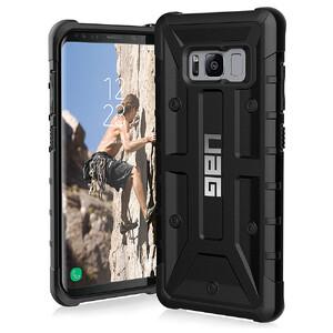 Купить Чехол UAG Pathfinder Black для Samsung Galaxy S8