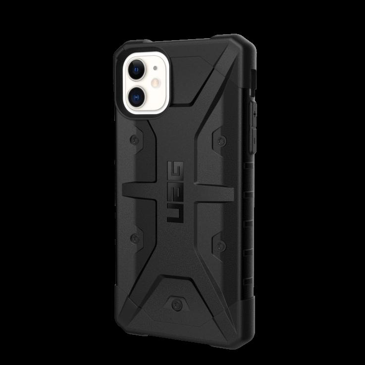 Противоударный чехол UAG Pathfinder Black для iPhone 11
