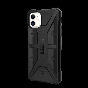 Купить Противоударный чехол UAG Pathfinder Black для iPhone 11