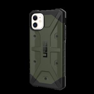 Купить Противоударный чехол UAG Pathfinder Olive Drab для iPhone 11