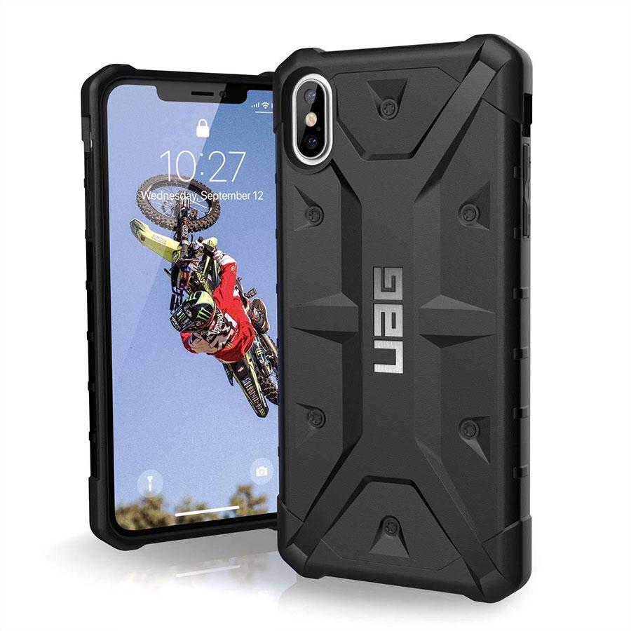 Купить Чехол UAG Pathfinder Black для iPhone XS Max