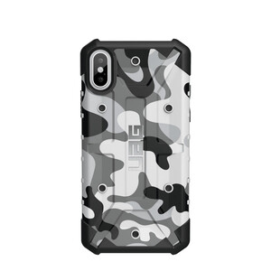 Купить Чехол UAG Pathfinder Camo Gray/White для iPhone X/XS