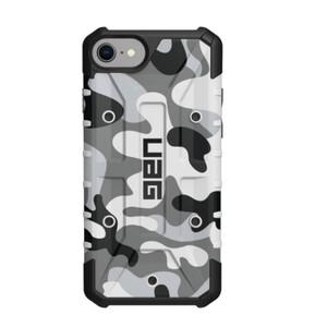 Купить Противоударный чехол UAG Pathfinder Camo для iPhone SE 2020/8/7 Gray/White