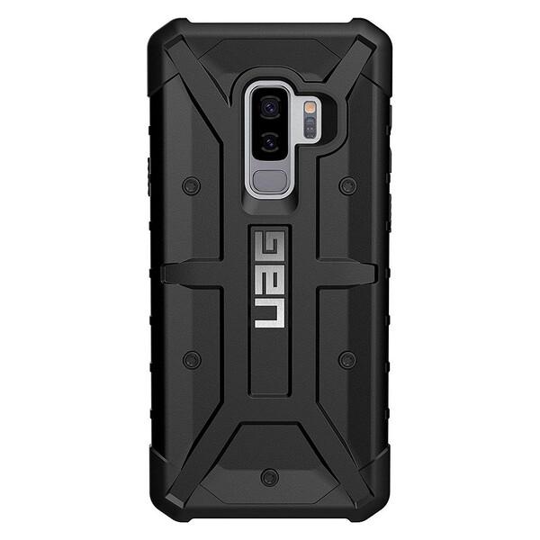 Чехол UAG Pathfinder Black для Samsung Galaxy S9 Plus