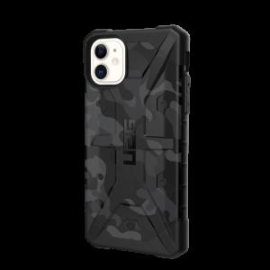 Купить Противоударный чехол UAG Pathfinder Se Camo Midnight для iPhone 11