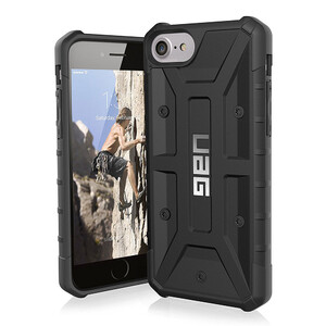 Купить Чехол UAG Pathfinder Black для iPhone 8/7/6/6s