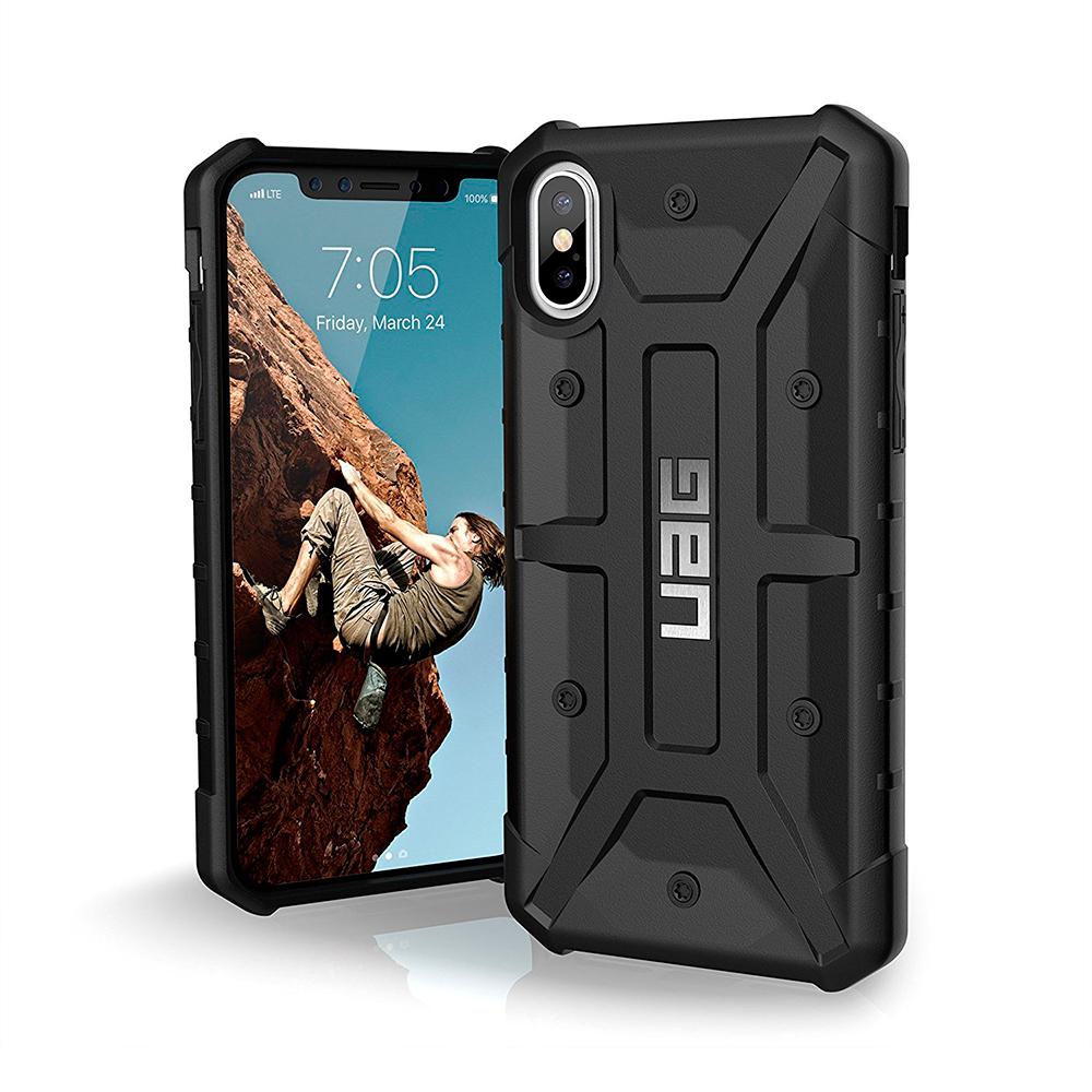 Купить Чехол UAG Pathfinder Black для iPhone X   XS
