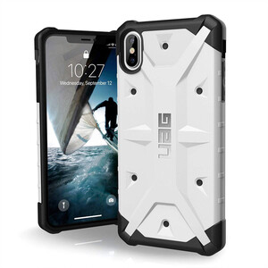 Купить Чехол UAG Pathfinder White для iPhone XS Max