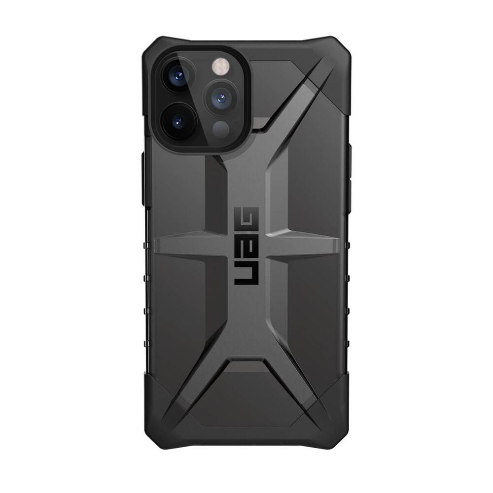 Купить Противоударный чехол UAG Plasma Ash для iPhone 12 Pro Max