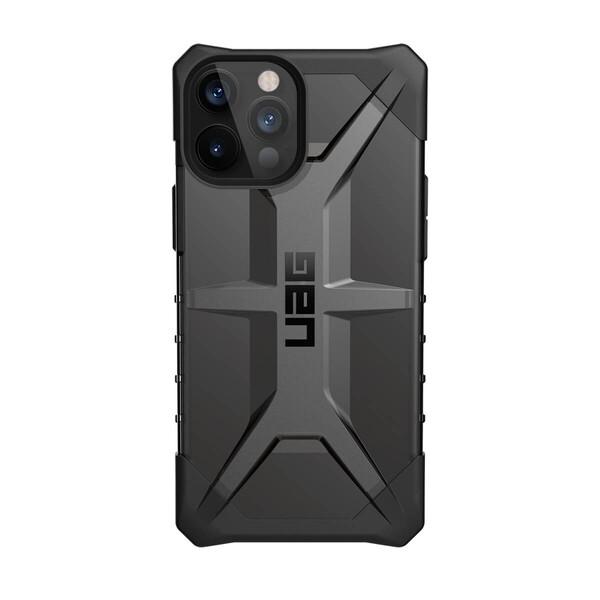Противоударный чехол UAG Plasma Ash для iPhone 12 Pro Max