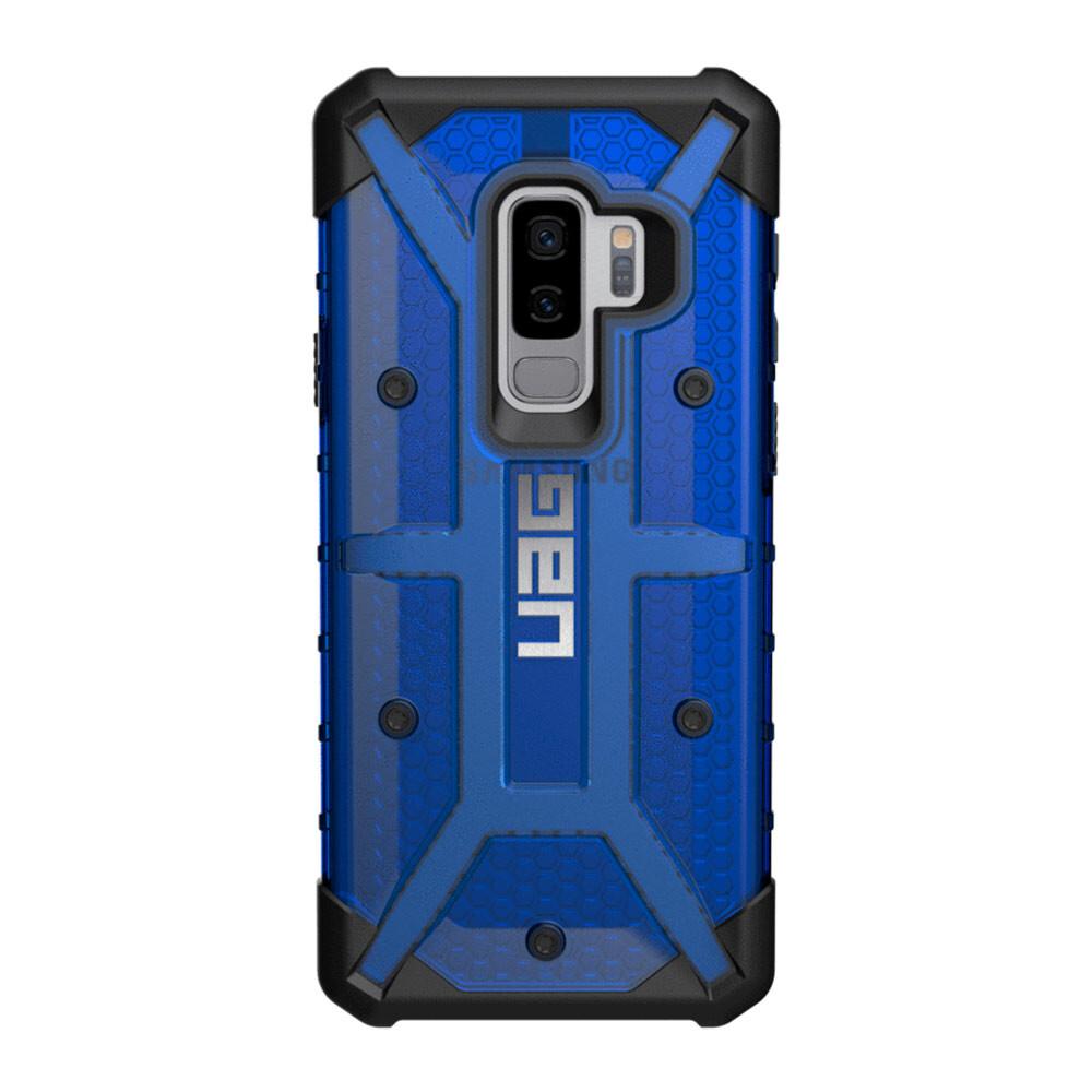 Чехол UAG Plasma Cobalt для Samsung Galaxy S9 Plus