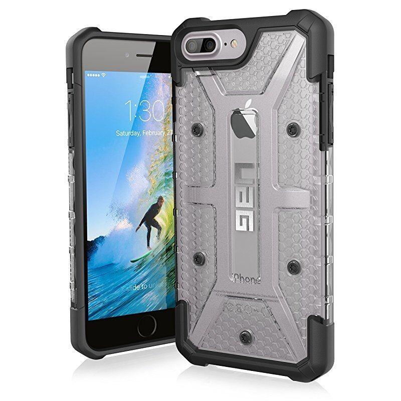 Чехол UAG Plasma Ice для iPhone 8 Plus/7 Plus/6s Plus/6 Plus