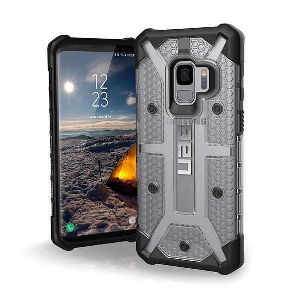 Чехол UAG Plasma Ice для Samsung Galaxy S9