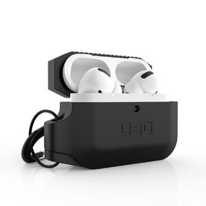 Купить Противоударный чехол UAG Silicone Case Black для AirPods Pro